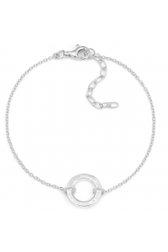 Gravierbares Russisches Ring-Armband - 925 Sterlingsilber