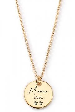"""Gravierbare Halskette """"Mom of..."""""""