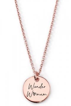 """Gravierbare Halskette """"Wonder Womum"""""""