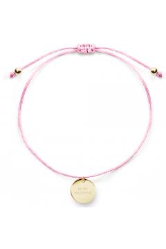 "Armband ""Be my valentine"" | individuell gravierbar"