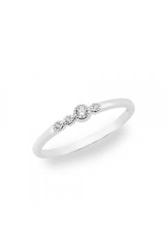 Ring Romance mit Zirkonia - 925 Sterlingsilber