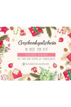 Geschenkgutschein Christmas Presents
