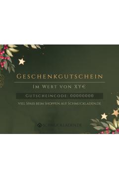 Geschenkgutschein Elegant Christmas
