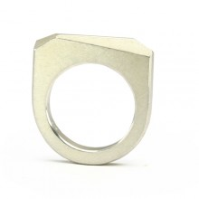 Ring CRYSTAL_silver_S