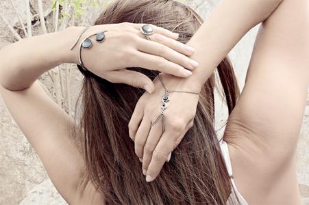 Handketten von Elisabeth Landeloos