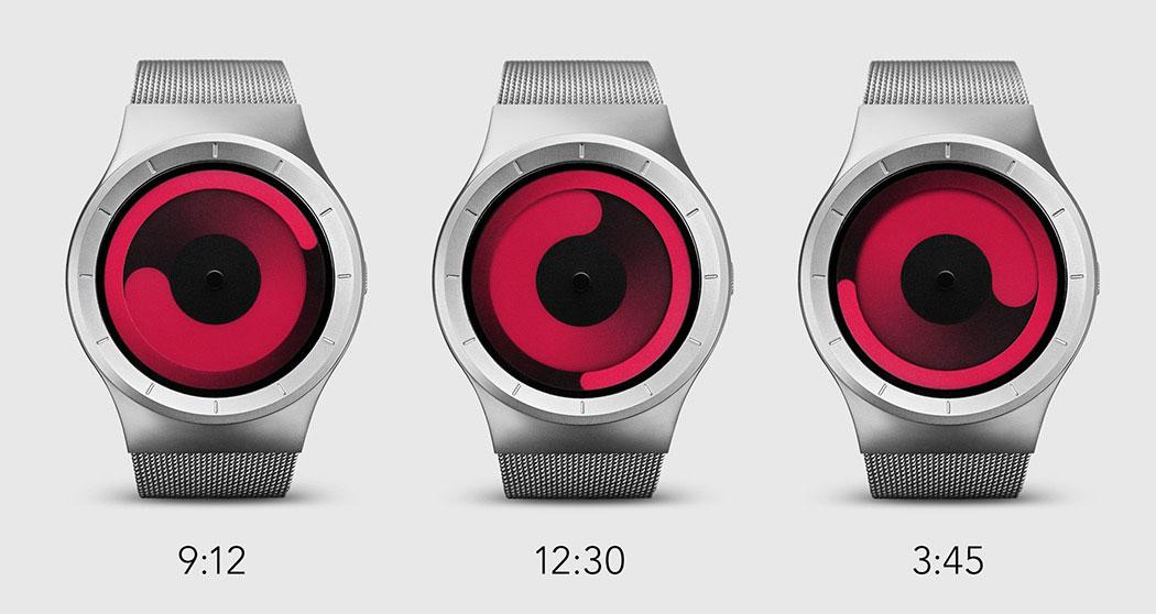 Mercury- Uhr - ZIIIRO