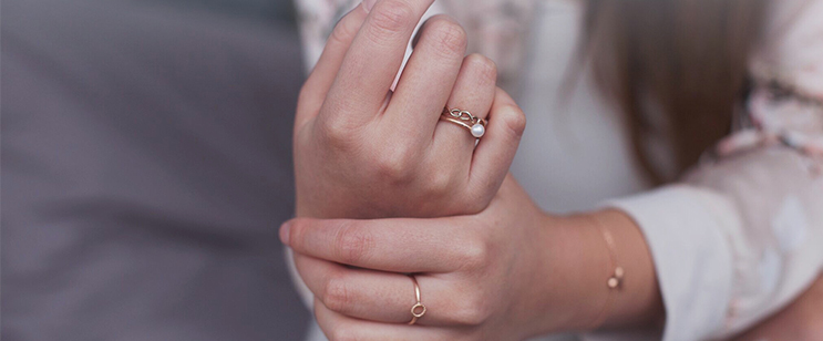 Perlenringe online kaufen