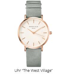 Uhr von Rosefield