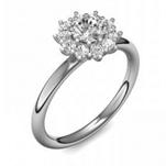 Der extravagante Verlobungsring