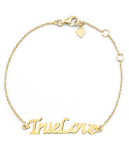 Gliederarmband True Love