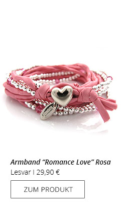 Armband Rosa