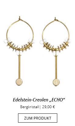 Edelstein Ohrhänger