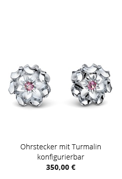 Ohrstecker Turmalin
