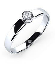 Ring Silber mit Stein