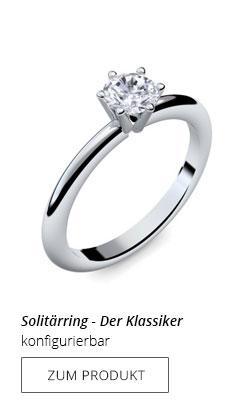 Silberring Steinbesatz