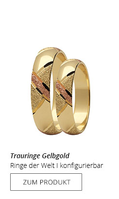 Trauring Gelbgold