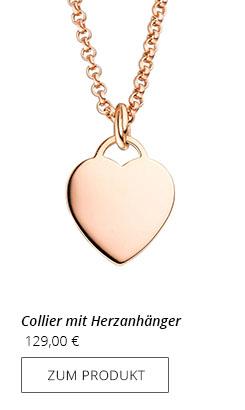 Collier Rosé