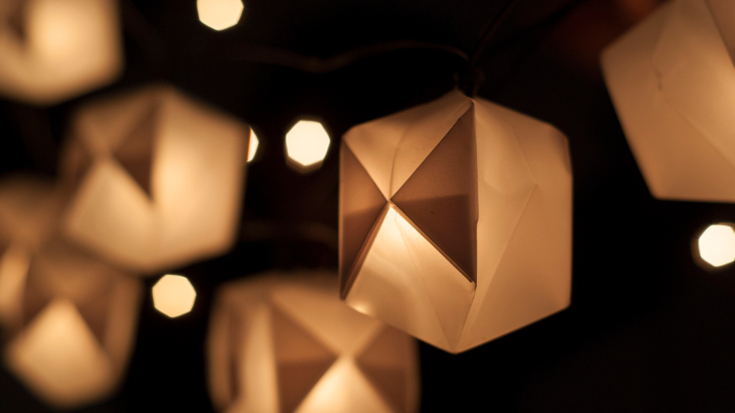 DIY Light Cube