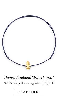 Armband Mini Hamsa