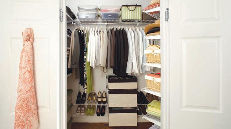 tipps zum ausmisten des kleiderschranks. Black Bedroom Furniture Sets. Home Design Ideas