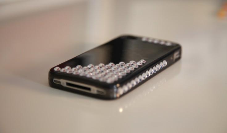 DIY iPhone Case verzieren
