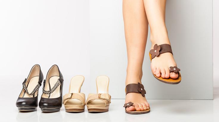 Neue Schuhe? Aus alt macht neu