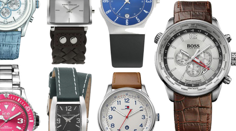 Die Uhrentrends 2013: Welche Farben kann ich jetzt tragen?