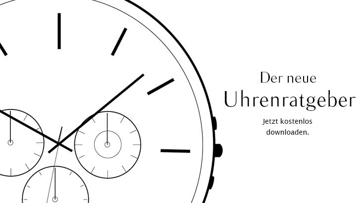 Nur für euch: Der neue Uhrenratgeber von SchmuckLaden.de