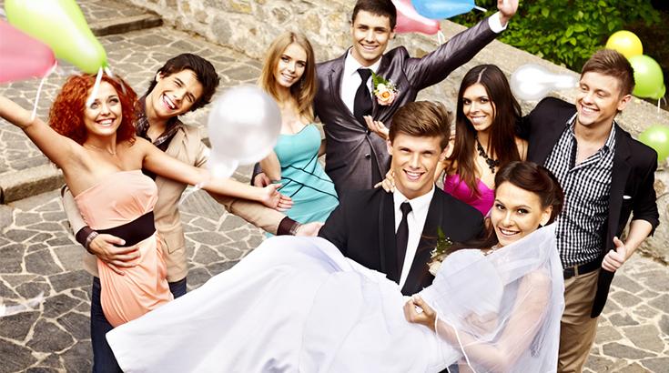Dresscode für den Hochzeitsgast