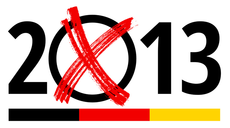 """Die """"Deutschland-Kette"""" der Angela Merkel"""