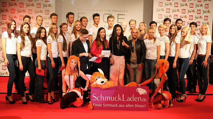 Face of Germany 2013: Die Finalisten stehen fest!