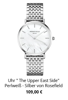 Uhr The Upper Eastside von Rosefield
