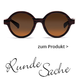 runde-Sonnebrille