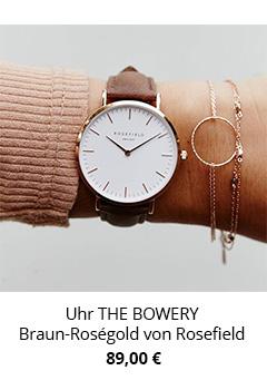Uhr The Bowery von Rosefield