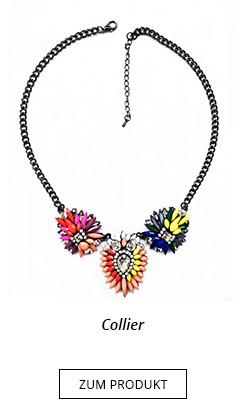 buntes Collier Design ähnlich Justwin