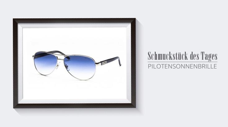 Schmuckstück des Tages: Stylische Sonnenbrille in Aviator-Form von Ralph Lauren