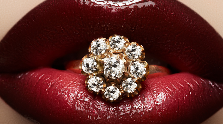 Schmuck diamanten  Wie pflege ich Schmuck mit Diamanten richtig? | Schmuckladen.de