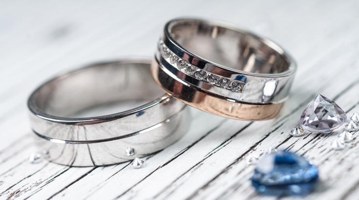 Hochzeits-Ratgeber: Eheringe im Herbst/Winter 2014