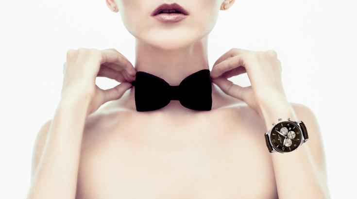 Schmuck-Trend: Uhren im Boyfriend Style