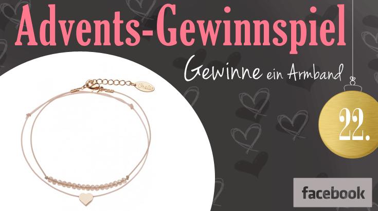 schmuckladen.de-Adventskalender: Gewinnt ein tolles Armband von Orelia