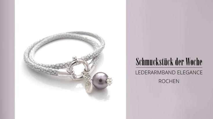 """Schmuckstück der Woche: Armband """"Elegance Rochen"""" von Lesvar"""