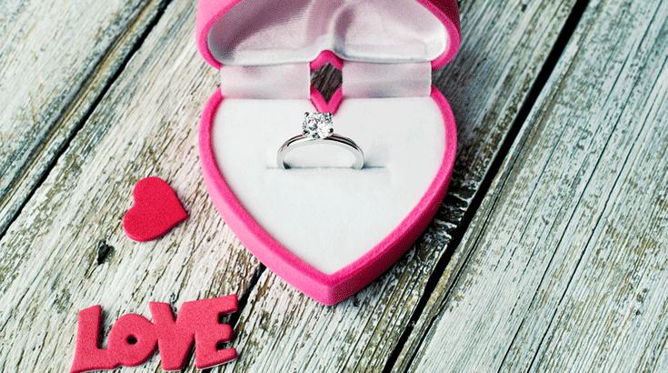 Tipps Zur Verlobung: Heiratsantrag Zum Valentinstag