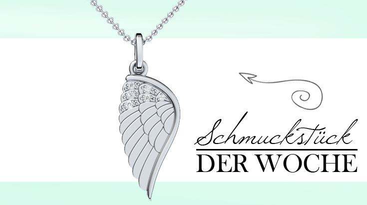 """Schmuckstück der Woche: Halskette """"Engelsflügel"""""""