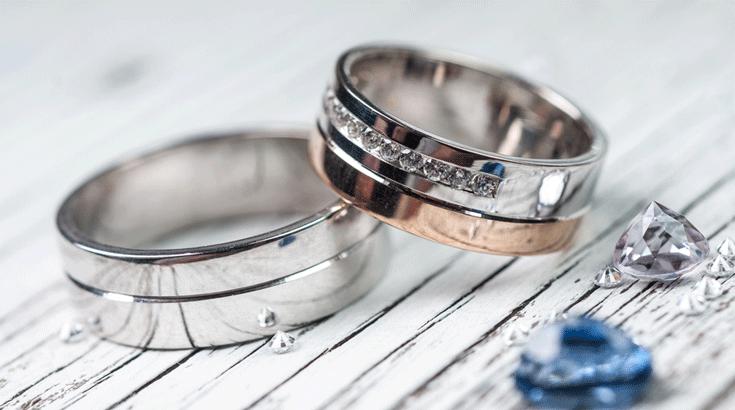 Hochzeits-Ratgeber: Die Eheringe-Trends für 2016