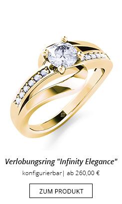 Ring zum Valentinstag