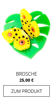 bunte-Brosche