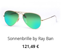 Sonnenbrille_Ray-Ban