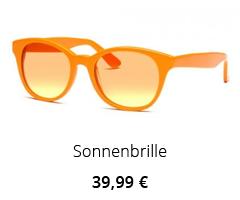gelbe-Sonnenbrile