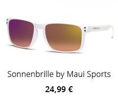 verspiegelte-Sonnenbrille