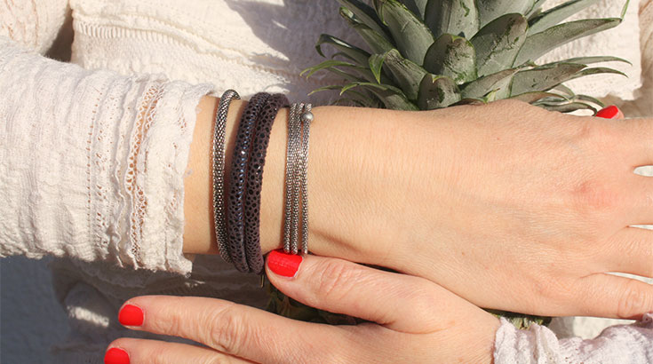 Sarah bloggt: Vielfältige Styles mit Modular Jewelry